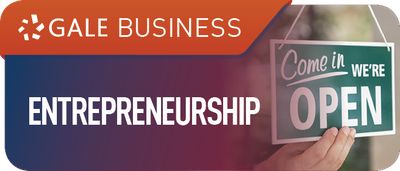 Image for Entrepreneurship (Gale Business)