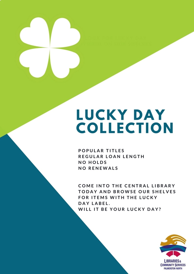 Image for New - Lucky Day Collection