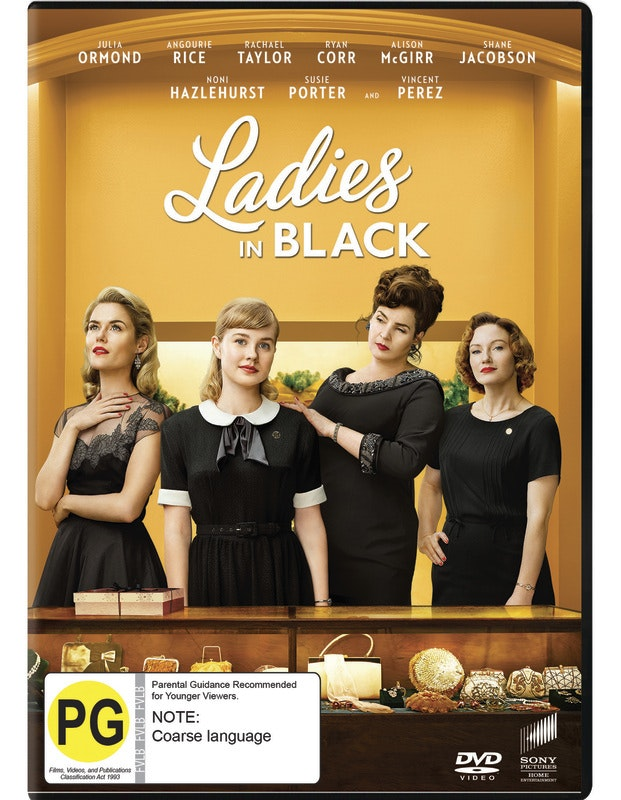 Image for Ladies in black